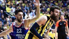 THY Eurolig Fenerbahçe 84-66 Anadolu Efes