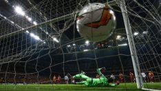 Galatasaray 1-2 Benfica