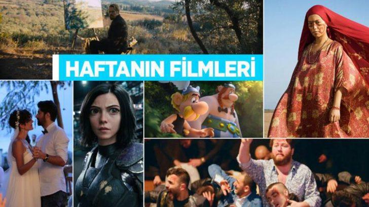 Vizyonda 8 Yeni Film