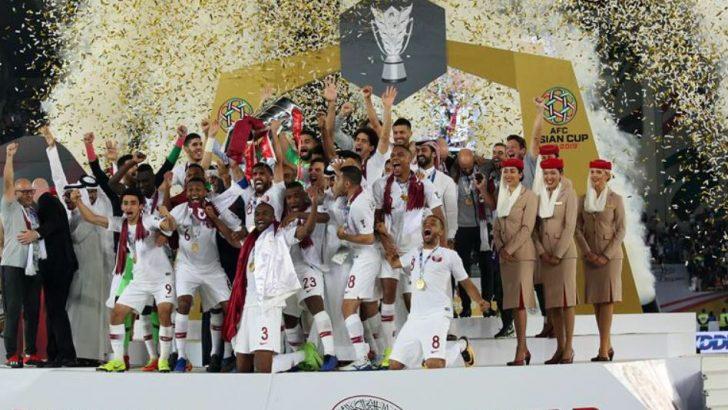 2019 Asya Kupasının Kralı Katar