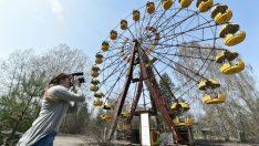 Çernobil'de Yaşam İzleri