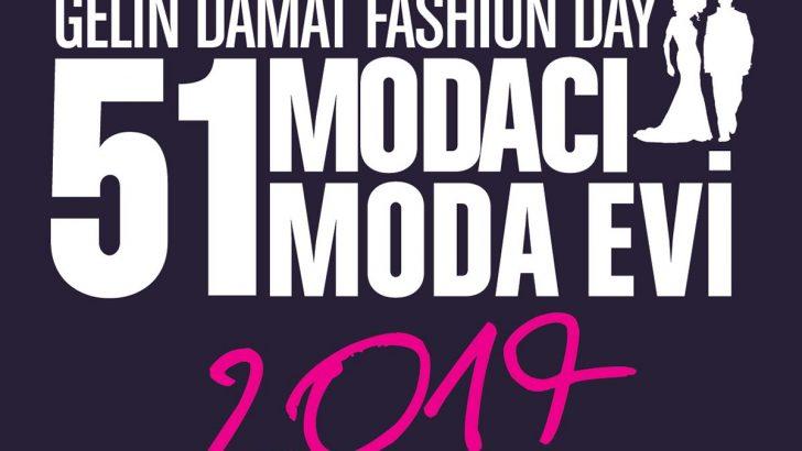 Gelin Damat Fashion Day 10 Mart'ta Çırağan Sarayında yapılacak