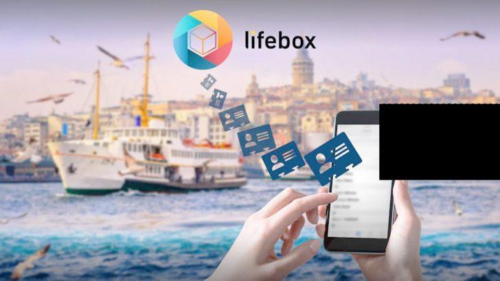 Lifebox ile sevgi dolu anlar 14 Şubat'ta çerçeveleniyor