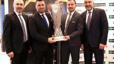 UEFA Kupası İstanbul'da Görücüye Çıktı!