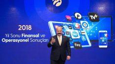 Dijital müşterileri Turkcell'i dijitalde de dünyanın en hızlı büyüyen operatörü yaptı