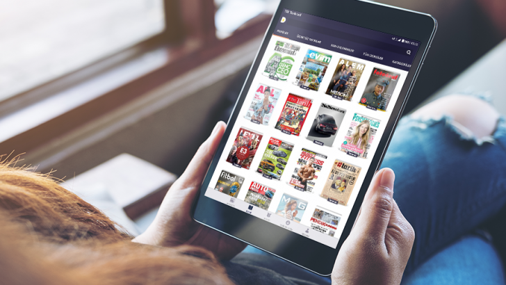 Dergilik'ten Ocak'ta 11.5 milyon yayın okundu