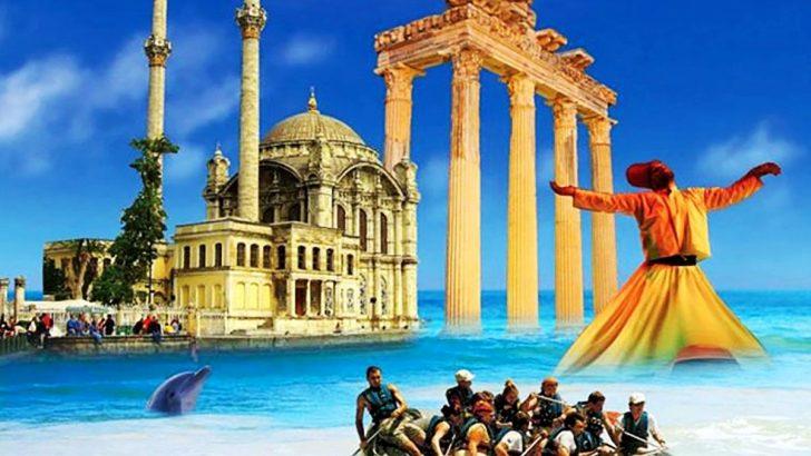 Türkiye turizminin yurtdışındaki halkla ilişkiler faaliyetleri Ogilvy İstanbul'a emanet