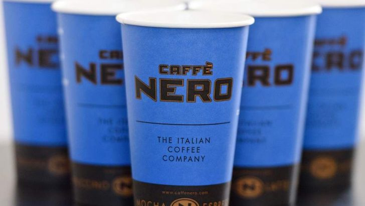 Caffe Nero'dan Yeni Kahve Evi Konsepti