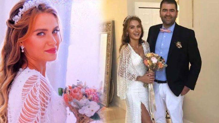 Ceyda Ateş Toplusoy, Miami'de evlendi