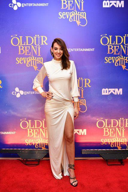 Murat Boz ve Seda Bakan'ın Fillm Galası