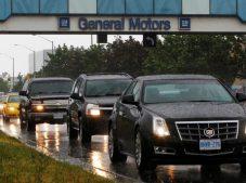 ABD'li Otomobil devi, 5 fabrikasını kapatıyor