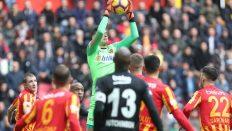 Kayserispor 2-2 Beşiktaş