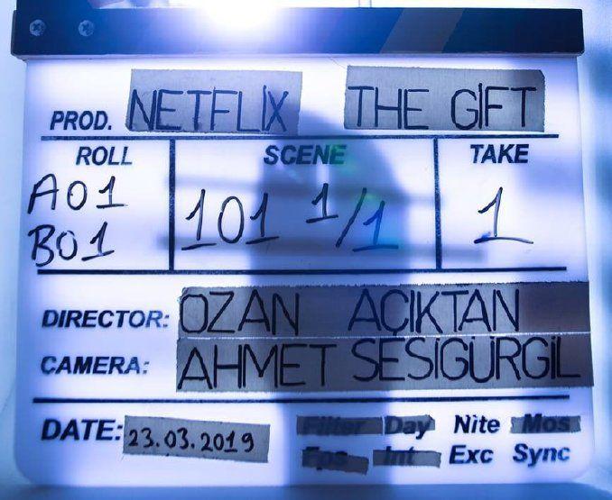 Beren Saat'in başrolünde olduğu 2. Netflix Dizisi Çekimleri Başladı!