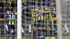 Fenerbahçe 3-2 Rizespor