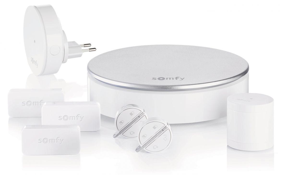 Somfy Home ile her eve pratik güvenlik