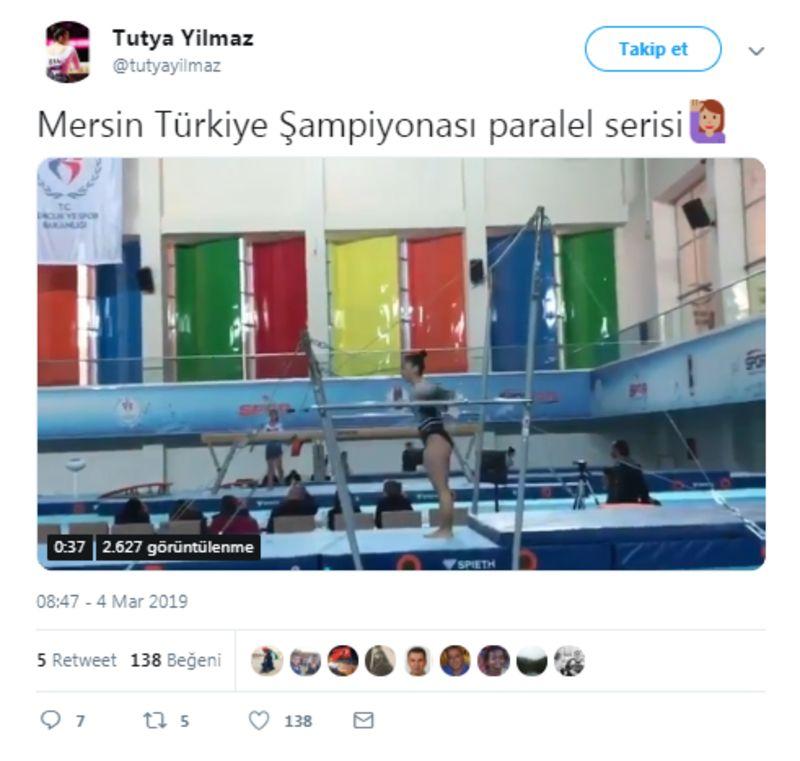 İşte Twitter'da en etkin 8 sporcu Türk kadını