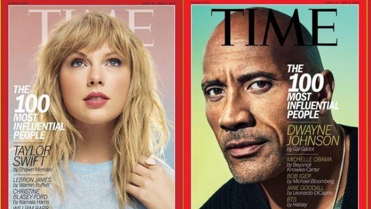 Time Dergisi Dünyanın En Etkili 100 İsmini Açıkladı!