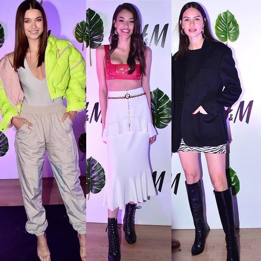 H&M ve Kerem Bürsin bir ilke imza atıyor!