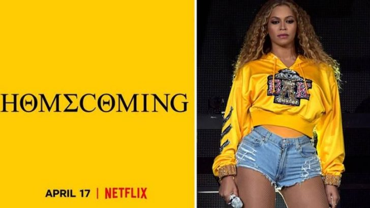 """Eve Dönüş """"Bir Beyoncé Filmi"""""""