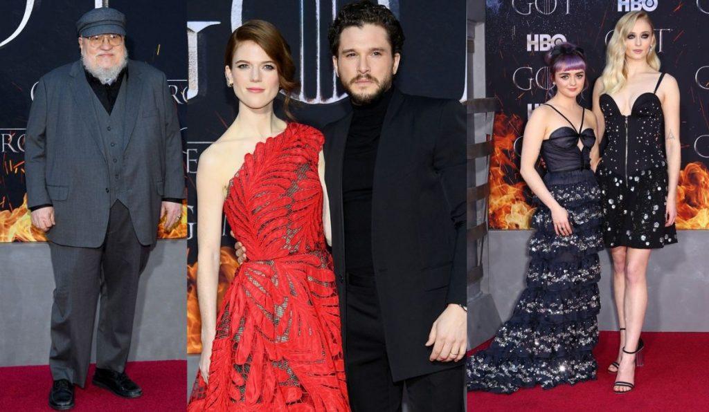Game of Thrones Oyuncularını Son Halleri - Büyük Final Galası!