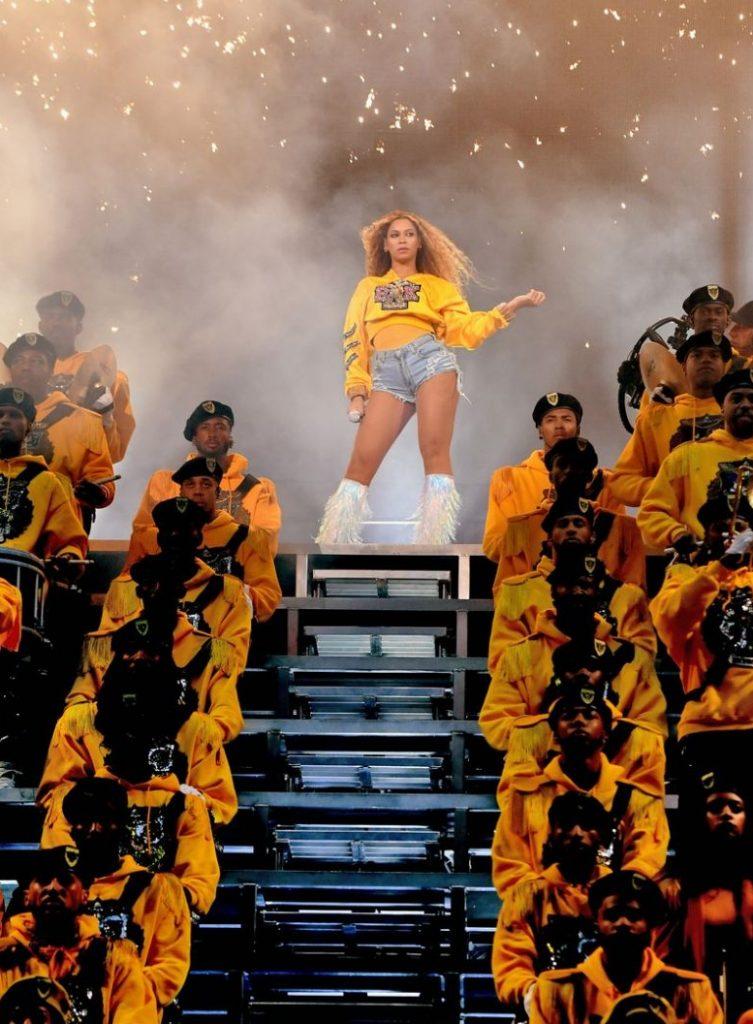 Eve Dönüş : Bir Beyoncé Filmi