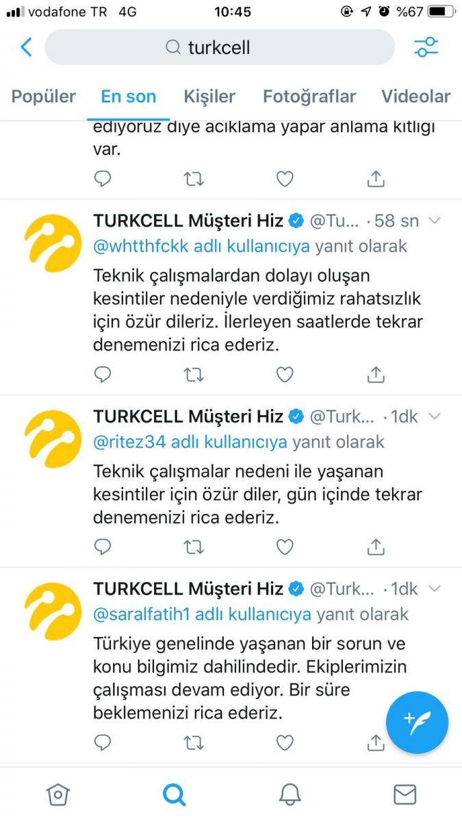 İnternet neden yok? Turkcell Superonline çöktü mü?