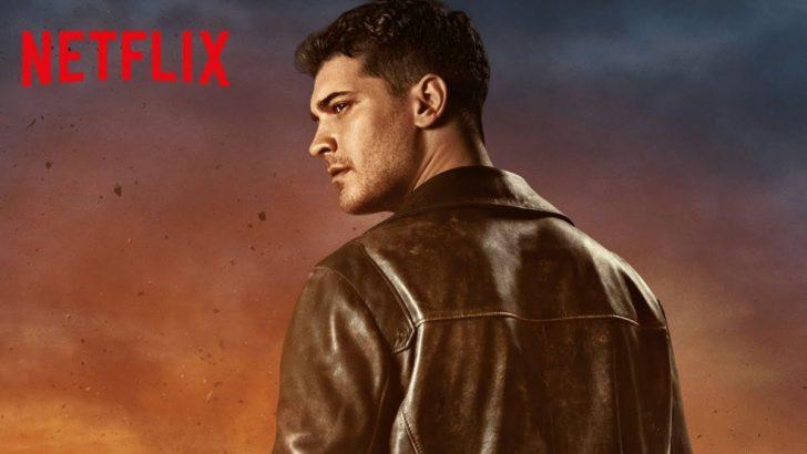 Hakan: Muhafız 2. Sezonuyla Netflix'te.