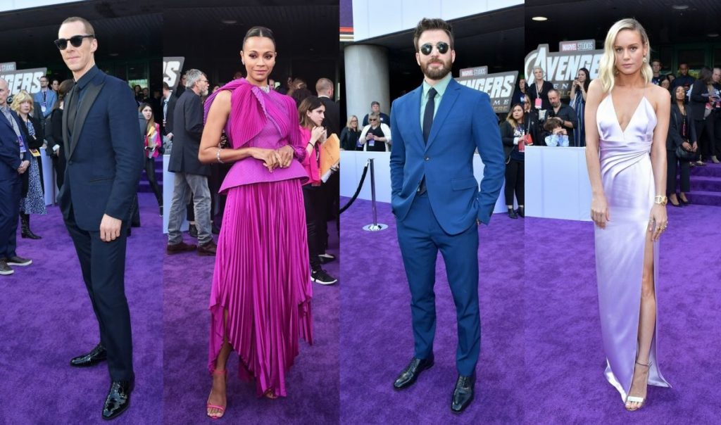 Merakla beklenen Avengers : Endgame Filminin Galası Yapıldı!