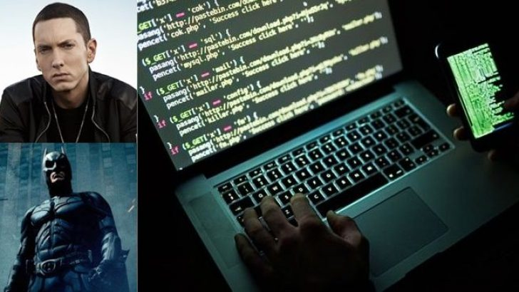 En çok hacklenen şifrelerde bu ünlü karakter isimleri kullanılıyor!