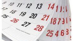 1 Mayıs resmi tatil mi? Ramazan ne zaman başlıyor? Bayram tatilleri kaç gün olacak?