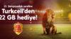 22. şampiyonluğa Turkcell'den 22GB internet