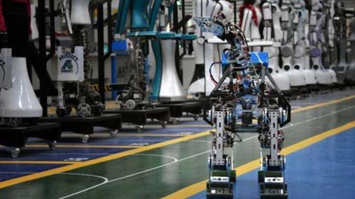 4 Ayaklı Robot 'Arat' Görücüye Çıktı!