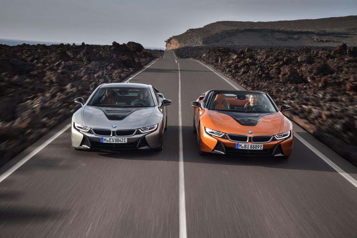 BMW i8'in Plug-in-hybrid Motoru 5. Kez Yılın Motoru Seçildi