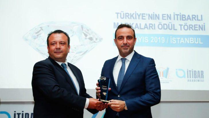 En itibarlı marka Turkcell