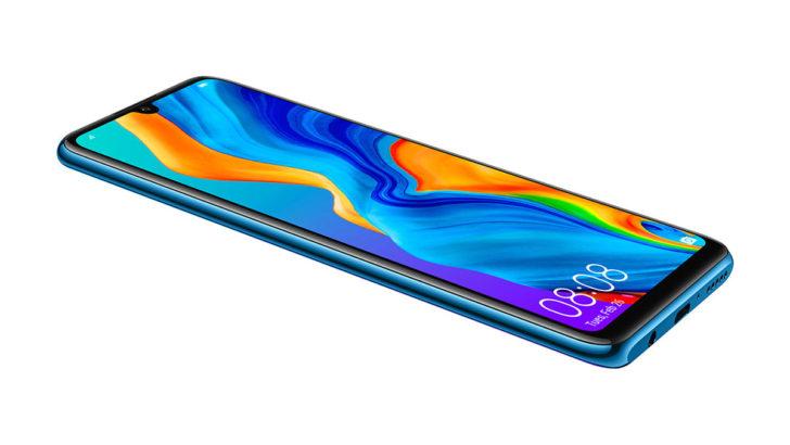 Huawei P30 lite artık Türkiye'de!
