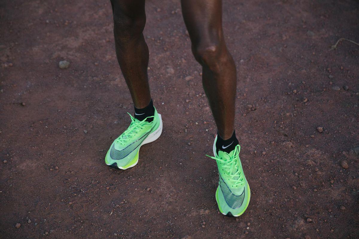 """Nike'tan Yeni Koşu Ayakkabısı """"Nike ZoomX Vaporfly NEXT%"""""""