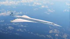 Tarihin En Hızlı Ticari Uçağı Overture'ün Gelişimini Hızlandırmak için Güçlerini Birleştiriyorlar