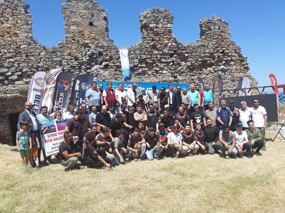 Türkiye Drone Şampiyonasının ilk Etabı Sona Erdi