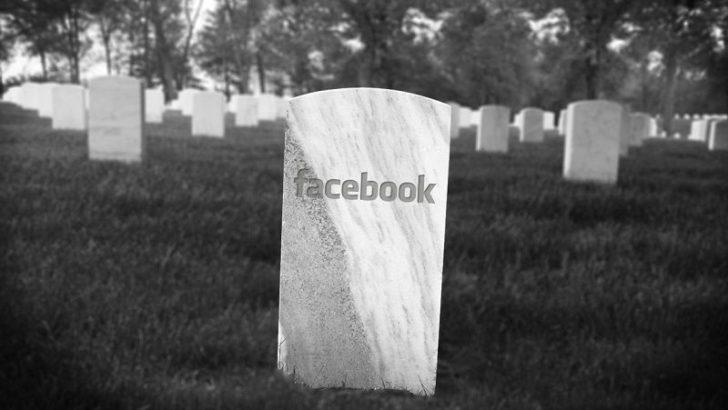 Ölü kullanıcılar yaşayanları geçecek,Facebook dijital mezarlığa dönüşecek..!