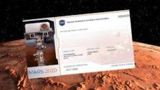 2020'de Mars'a yolculuk! İşte Türkiye'nin ilk sırada yer aldığı projenin detayları..