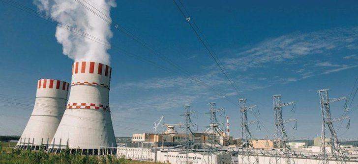 Rusya ve Çin, Rus tasarımı nükleer santraller için anlaşma imzaladı