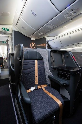 Türk Hava Yolları, ilk Boeing 787-9 Dreamliner'ı filosuna katıyor