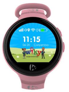 Akıllı çocuk saatleri ile çocuklar güvende