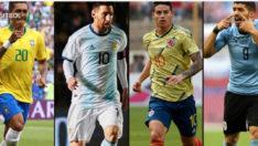 Copa America'da Şölen Başlıyor