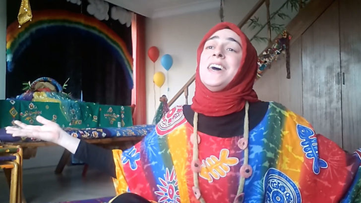 """Özünün Coşkusu Dünyayı Renklendiren Muhteşem Bir İnsan """"Eftalya Fettahoğlu Emirmiran"""""""