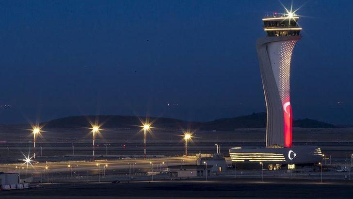 İstanbul Havalimanı, 5 milyon yolcu sayısını aştı