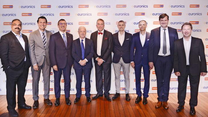 Teknosa dünyanın en büyük elektronik satın alma grubunu İstanbul'da ağırladı