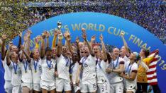 Kadınlar Dünya Kupası Sahibini Buldu