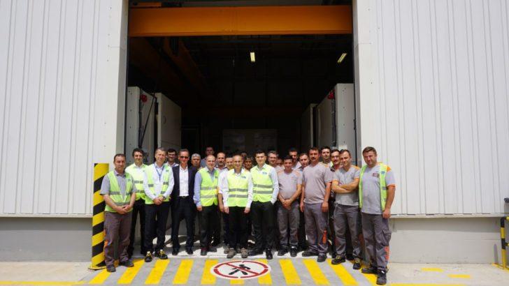 Ford Otosan mühendisleri, Türkiye'nin ilk ağır ticari şanzıman test odalarını devreye aldı
