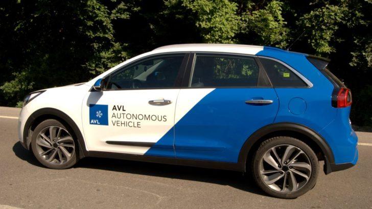 İstanbul'da test sürüşü yapılacak ilk otonom araç tanıtıldı